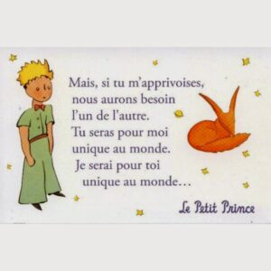 petit prince citation
